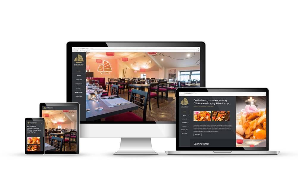 Site para restaurante, lanchonete, pizzaria e hamburgueria